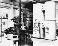 Cryogenic department in Kamerlingh Onnes Laboratory