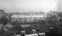 Aerial view of Kamerlingh Onnes Laboratories