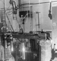 Equipment in Kammerlingh Onnes Laboratory