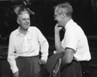 David Shoenberg converses with Roland Schmitt