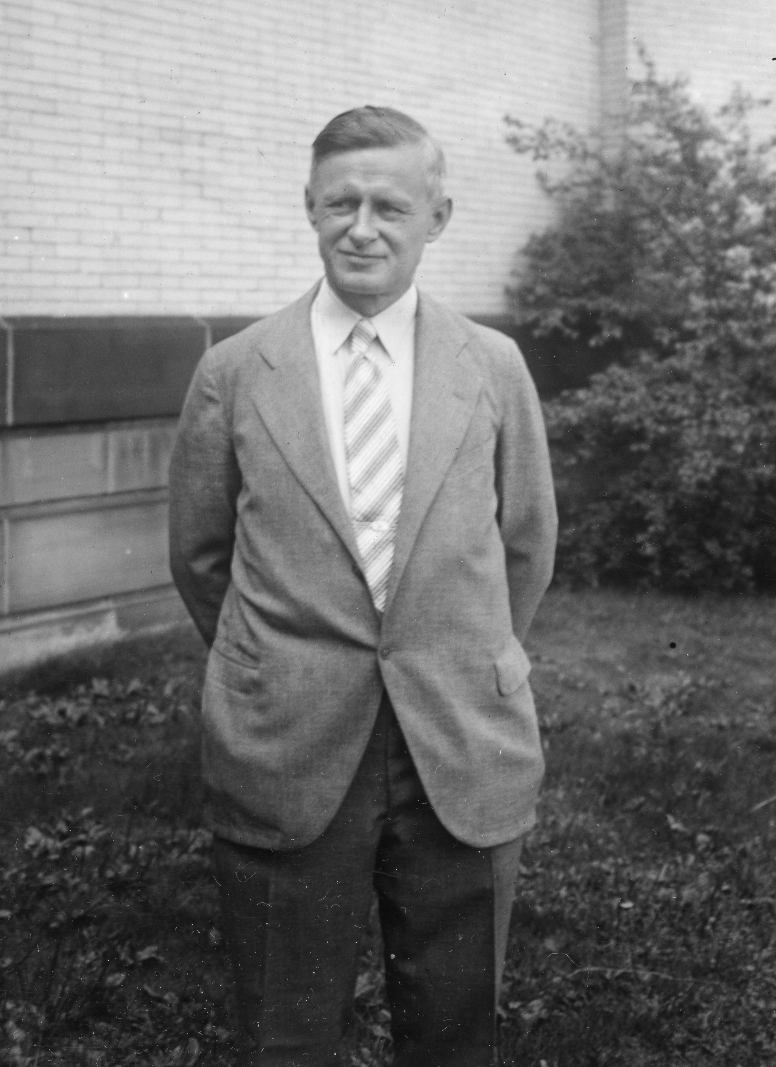 William F. Meggers home movies, 1927-1959