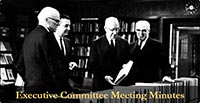 AIP Executive Committee meeting minutes