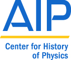Center for History of Physics projects